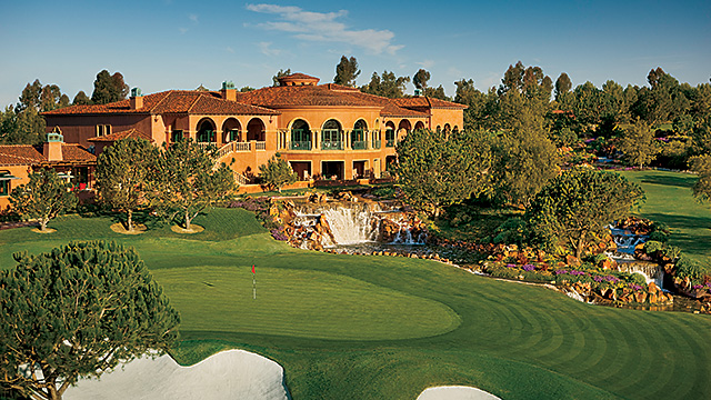 The Grand Del Mar is the only newcomer to our Premier Resorts ranking to debut at the Gold Medal level.