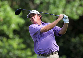 Jason Dufner lost a playoff at the PGA last year.