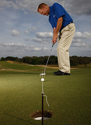 Fix a Faulty Putting Stroke