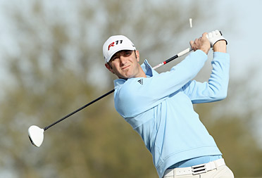 Dustin Johnson is looking for his third win in a row at the AT&T Pebble Beach National Pro-Am.