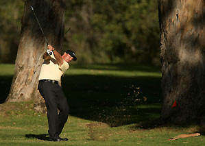 Phil Mickelson made nine birdies and two bogeys on Friday.