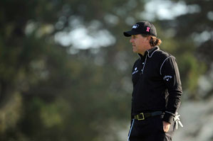 Phil Mickelson has only one top 10 in his first three events this season.