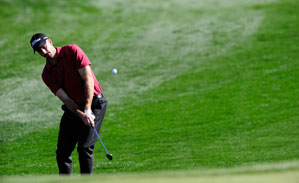 Geoff Ogilvy has won twice at the WGC-Accenture Match Play Championship.