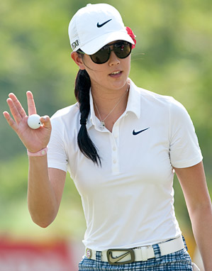 Wie shot a four-under 68 on Friday in Thailand.