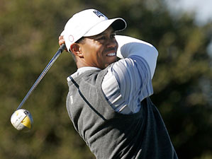 Tiger Woods has won 14 WGC events.