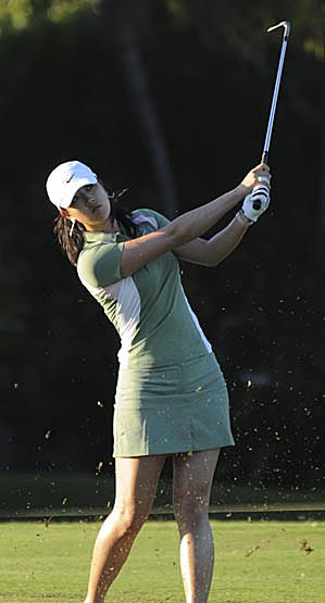 Wie broke 70 for the first time since the Evian Ladies Masters in July 2006.