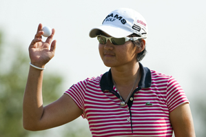 Yani Tseng will seek her fifth win of 2011 this week in Singapore.