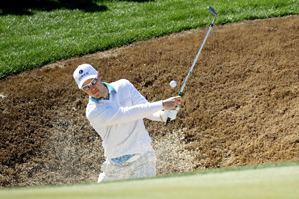 Ben Crane only needed 11 holes to beat Rory McIlroy.