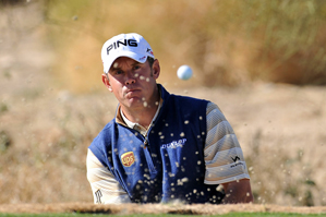 World No. 1 Lee Westwood lost to Nick Watney on Thursday.