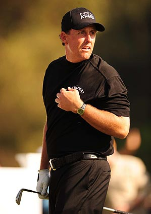 Mickelson followed a solid win at L.A. with a riveting playoff loss in Phoenix.