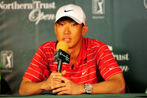 Anthony Kim will make his 2010 PGA Tour debut this week at the Northern Trust Open.