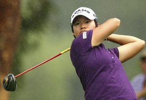 Yani Tseng won the first LPGA event of the season last week in Thailand.
