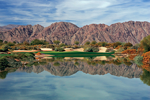 No matter how you look at it, desert golf at La Quinta is a blast.