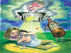 "The time to quit drinking. <span class=""picturesource"">Victor Juhasz</span>"