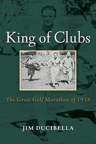 <em>King of Clubs</em> by Jim Ducibella.