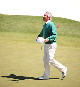 Couples won the 1992 Masters for his only major title.