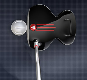 The entire face of the driver will be at the limit for spring-like effect, making mis-hits a thing of the past --- Clubhead shapes will change radically to redistribute weight for greater stability --- Golf balls will sport new surface geometries — grooves or swirls, for example — and manufacturers will make balls specifically for you --- Golfers will be able to customize alignment aids.