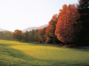 The Greenbrier course in West Virginia is a former Ryder Cup venue.
