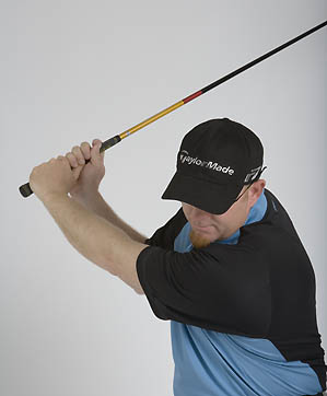Keeping your head still blocks your upper body from turning as much as it can.