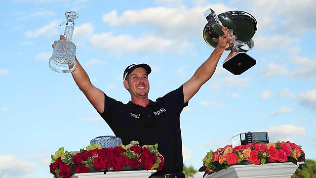 Despite the PGA Tour's best efforts, Henrik Stenson ran away with the FedEx Cup title.