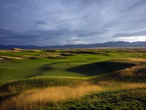 Huntsman Springs Golf Club in Driggs, Idaho.