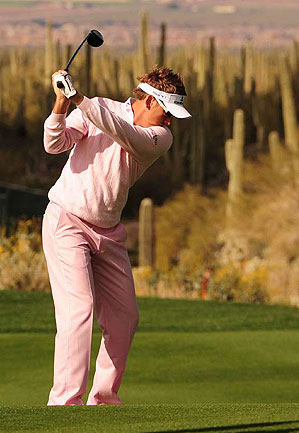 The Match Play Championship was Ian Poulter's ninth career victory, but his first in the U.S.