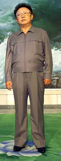 The late North Korean leader, Kim Jong-il, contended that he had five holes-in-one in his first round of golf.