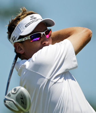 Ian Poulter has two top 10s this season.