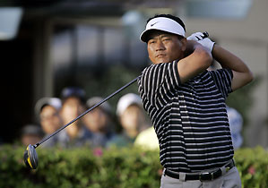 K.J. Choi has made only one bogey this week.