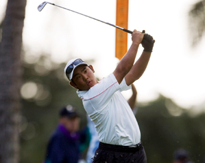 Tadd Fujikawa made the cut two years ago as an amateur.