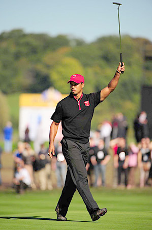Most Tour pros believe Woods will return to form, just as he did during the 2010 Ryder Cup singles matches at Celtic Manor when he dismantled Francesco Molinari 4 & 3.