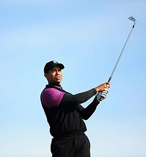 """I knew that I could attain another level,"" Woods said after winning the Buick, ""and here we are."""