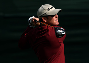 D.A. Points made five birdies and an eagle on Friday.