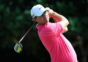 Lucas Glover made four birdies and two bogeys on Saturday.