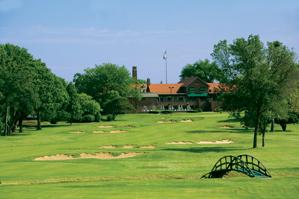 Flossmoor Country Club originally opened in 1899.