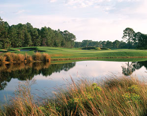Sandestin offers a selection of stunning bayside and wetlands courses.