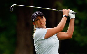 Cristie Kerr made three bogeys and two birdies in the third round.