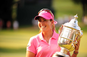 Paula Creamer won her ninth career title, and first major, on Sunday.