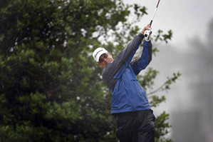 Kenny Perry at the 2010 British Open