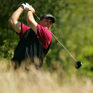 Mickelson will be seeking his first win since the Players Championship.