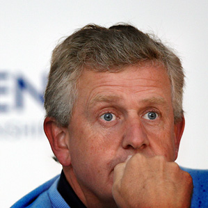 Colin Montgomerie finished tied for 15th at Carnoustie in 1999.