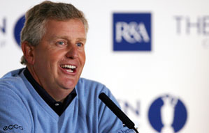 Montgomerie holds the course record — a 64 in the Scottish Open in 1995 when it played as a par 72.