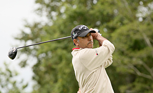 Jeev Milkha Singh made six birdies and an eagle.