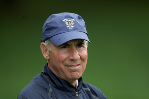 Buddy Marucci captained the U.S. Walker Cup team to victory in 2007 and 2009.