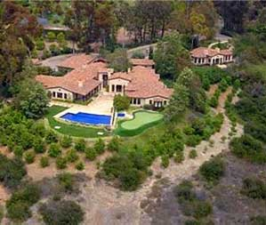 Mickelson's house is for sale in Rancho Santa Fe, Calif.
