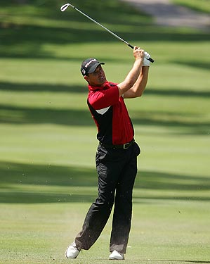 Harrington finished T4 at last week's Stanford St. Jude.
