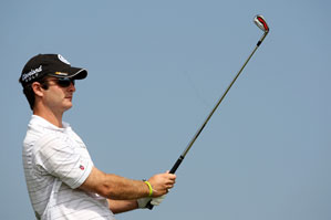 """""""I do enjoy the golf course,"""" Streelman said afterward. """"I drove it well and my iron play was solid."""""""
