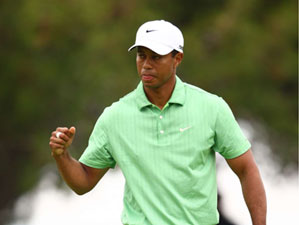 Tiger Woods doesn't want to be as good as he was before his knee surgery. He wants to be better.