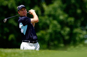 Jim Furyk finished in the top 10 at the Match Play, Doral, Masters, Players, Colonial and Memorial.