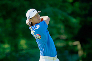 Anthony Kim has recorded only one top-10 finish this season.